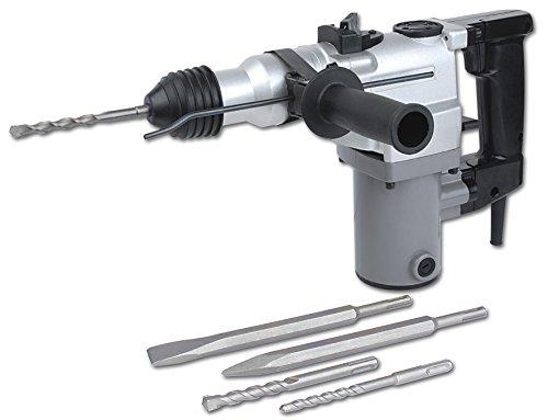 41lf35T+m7L - Mannesmann Bohr- und Meisselhammer 850 W, 3 Funktionen, M12590