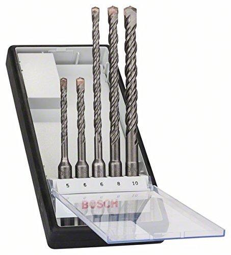 bosch pro 5tlg hammerbohrer set sds plus 5 - Bosch Pro 5tlg. Hammerbohrer-Set SDS-Plus-5
