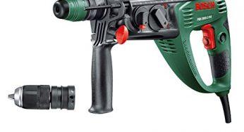 Meisselset 3-tlg Hammerbohrer 5-tlg Bosch Akku-Schlagbohrhammer GBH 18V-26 F