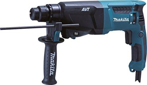 makita hr2601j bohrhammer fuer sds plus 26 mm im makpac - Makita HR2601J Bohrhammer für SDS-PLUS 26 mm, im Makpac