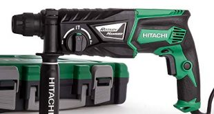 Hitachi DH26PC – Bohrhammer Hitachi 310x165 - Hitachi DH26PC–Bohrhammer Hitachi